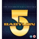 Babylon 5: The Complete Collection + The Lost Tales DVD @ £33.55 with code (15OFF25) at Tesco Entertainment