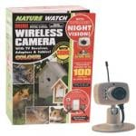 The Nature Watcher Wireless Camera @ bird-food.co.uk was £79.99 now £39.99