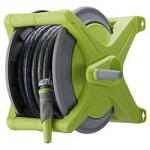 Tesco 20m Anti Kink Hose, Reel & Starter Set - now half-price at £12.73