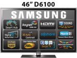Samsung UE46D6100 46'' Full HD 3D LED SMART TV £629 @ Electric Shop