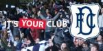 Child season ticket (Under 12) - £20 - Dundee FC - Scottish Premier League - And free Junior Dees membership
