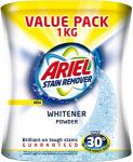 Ariel Stain Remover Powder White 1kg Save £4.58 was £8.58 now £4.00 @ Sainsburys