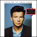 Rick Astley's second album: Hold Me In Your Arms ~ HMV Online ~  £1