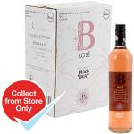 Black Tower Rosé Wine (Case of 6) £17.94 @ Home Bargains (Click and collect only)