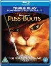 Puss in Boots - Triple Play (Blu-Ray, DVD and Digital Copy) for £8.95 @ Zavvi