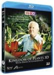 Kingdom Of Plants With David Attenborough (2 Disc 3D Blu-ray) - £10.99 Deivered @ Base Group