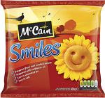 McCain Smiles (600g) was £1.71 now £1.00 @ Sainsburys