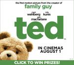 Win 1 of 5 sets of TED goodies plus one lucky winner getting their very own TEDdy bear @ Forbidden Planet