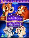 Lady and the Tramp / Lady and the Tramp 2 (BluRay Boxset) £11.95 @ Zavvi