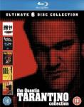 Quentin Tarantino Box Set (5 Movies) (Blu-Ray) - £5.99 Delivered @ Sainsburys