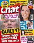 CHAT MAGAZINE  ISSUE 31 CLOSING  14TH AUGUST