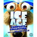 Ice Age Trilogy Blu Ray Boxset for £11.95 @ Zavvi