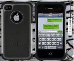 iPhone 4/s GREY Shock Proof Series Case w/ Screen Protector and Stylus, 99p delivered @ eBay / ihomegadget