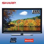"""SHARP LC32SH130 LCD TV 32"""" HD-READY HDMI FREEVIEW USB PLAY & RECORD £171.99 Delivered @ Tesco / Ebay (Refurb / 12 months warranty)"""