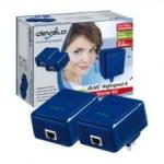 DEVOLO 1383 dLAN Highspeed II 85Mbps Powerline Starter Kit £14.99 @ Currys / PC World