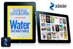 Pay £14.99 and get £34 to spend on digital magazine issues or subscriptions for the iPad on Zinio @ Groupon