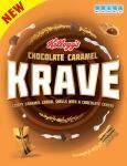 Krave chocolate caramel 375g 99p @ 99p stores