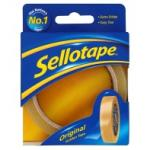 Sellotape: Original Golden Tape 24mm x 50m only 30p a roll instore @ Asda