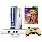 Star Wars Xbox 360 Kinnect Console 320 GB HDD + games - £210 @ Toys r Us instore