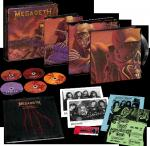 Win a Megadeth - 'Peace Sells... but Who's Buying?' deluxe 5Disc+3LP box set @ EMI