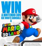 Win a Nintendo 3DS & Super Mario 3D Game @ TheHut