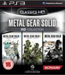 Metal Gear Solid HD Collection PS3 £21.99 delivered w/ code @ Sainsbury's Entertainment