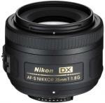 Nikon AF-S DX 35mm f1.8G Lens £145.50 @ Amazon