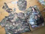 brand new in bag ladies size 12-14 army girl fancy dress £8 del