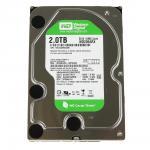 2tb Western Digital Green 5400rpm hard drive 2 years warranty WD20EARX £79.99 @ Ebuyer