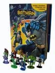 My Batman Busy Activity Book with 12 figurines for £6.79 Delivered next day @ The Works