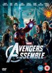 Avengers DVD only £6.99 @ Zavvi when Bought with Marvel Headphones for £6.99