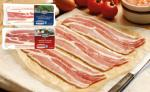 Bacon! 12 rashers of streaky smoked or unsmoked (250g pack) - just 99p @ Lidl