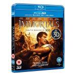 Immortals 3D blu ray 5.99 @ amazon