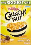 Kellogg's Crunchy Nut Cornflakes (1Kg) for the price of (750g) now £3.14 @ Morrisons