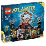 Lego Atlantis - Portal Of Atlantis 8078 Was £84.99 Now £50.99 @ The Toy Shop