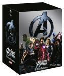 Marvel's The Avengers Box Set [Blu-ray] £33.97 or [DVD] £25.47 @ Tesco Entertainment