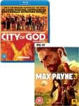 Max Payne 3: Bundle (Includes City Of God on Blu-ray) PC £13.45 with Code @ Zavvi