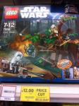 Lego Star Wars 7956 Ewok Attack - £12 in store at Tesco