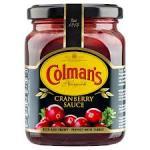 Colman's Cranberry Sauce (265g) 79p @ B & M