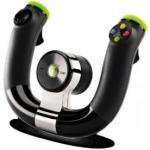 Official Microsoft xBox 360 Wireless Speed Wheel @ 365games - £24.99 Delivered