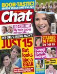 CHAT MAGAZINE ISSUE 35 CLOSING 11TH SEPTEMBER
