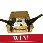 Win a French wine hamper @ Celebrity Angels