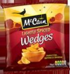 Buy 2 x Mccain Lightly spiced wedges 750g for £2 and get a free sharing bowl @ Tesco (on-line redemption required)