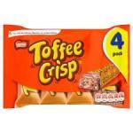 Toffee Crisp - 8 Bars of chocolate for £1.49 BOGOF @ Tesco - Instore & Online