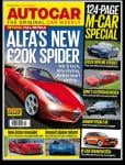 Autocar subscription...six issues for £1 with free gift (Autoglym polish kit) £1 @ WH Smith Magazine Subscriptions
