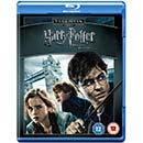 Harry Potter and the Deathly Hallows: Part 1 Blu Ray Single Disc NEW Game.co.uk