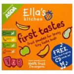 Ella`s kitchen first tastes 4 pouches and a CD £1.25 @ ASDA