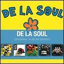 De La Soul Original Album Series - 5 CD Set - £10.00 @ HMV + Quidco