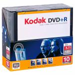 Kodak DVD+R jewel case Pack of 10, Reduced To £1.30 - Click & Collect @ Tesco