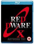 Red Dwarf X Series 10 Pre-order Amazon £17.00 Brand New 2012 series